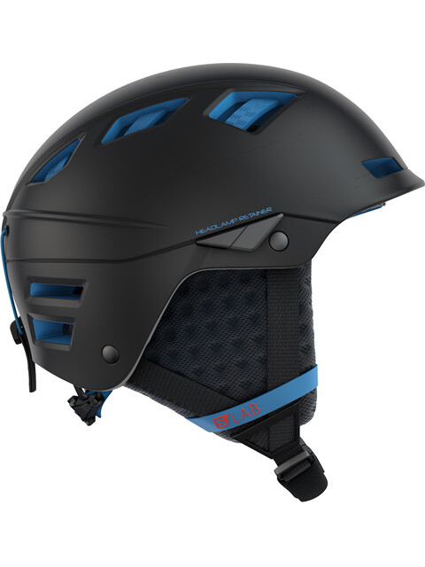 Salomon MTN Lab Helmet Black